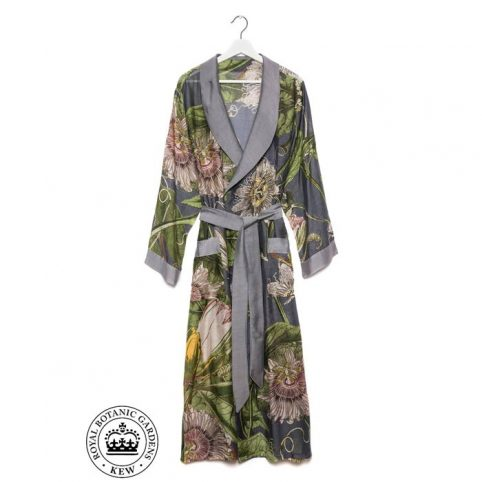 Flower Dressing Gown - One Hundred Stars