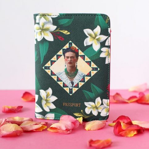 Kahlo Passpot Holder