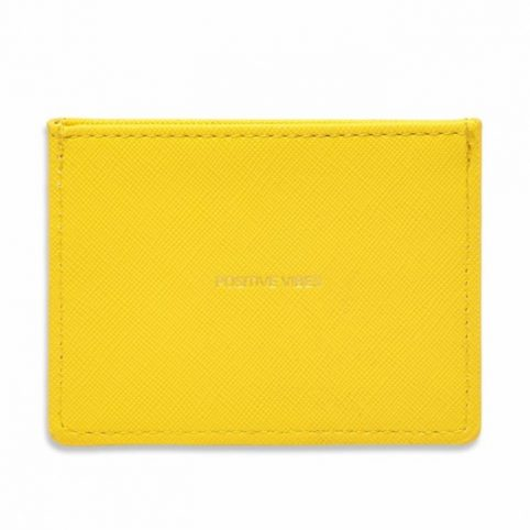 Estella Bartlett Yellow Card Holder