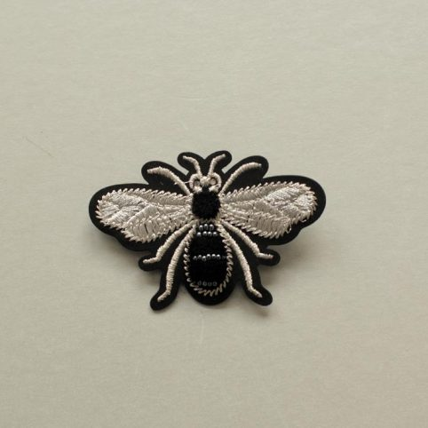 Sixton Large Insect Brooch