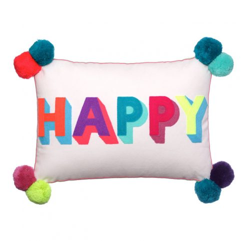 Bombay Duck Happy Cushion - Buy Online UK