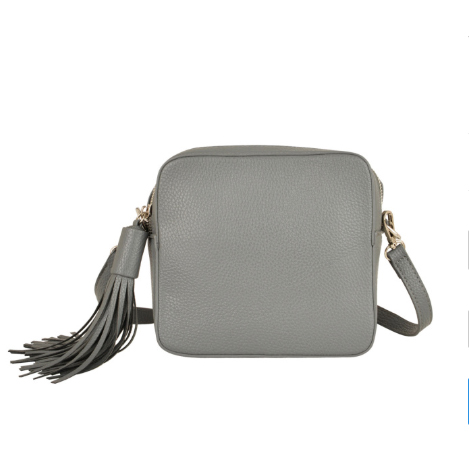 Grey Cross body Bag With Detachable Strap Buy Online UK
