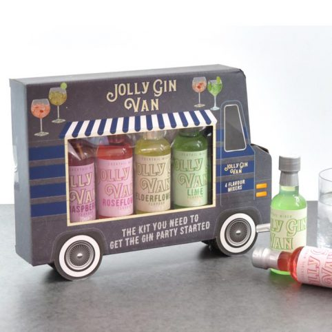 Jolly Gin Van - Buy Online UK