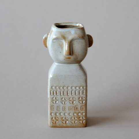 Small Face Vase - Buy online UK