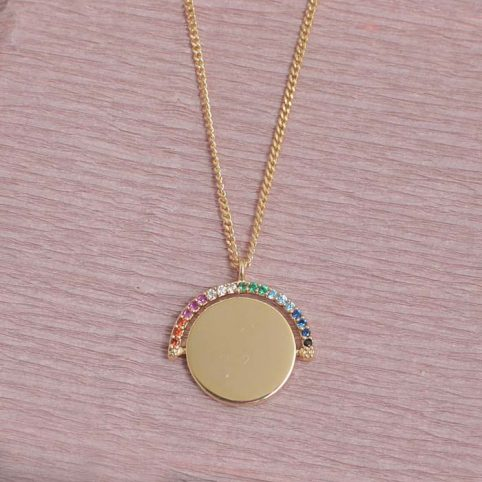 Spinning Disc Necklace For Sale Online With Free UK Delivery
