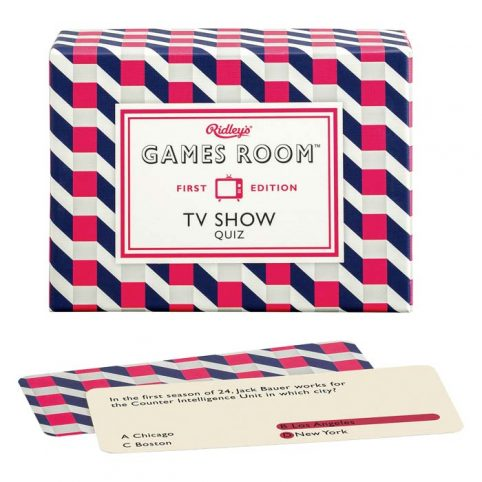 Ridleys Games TV Show Quiz - Buy Online uk