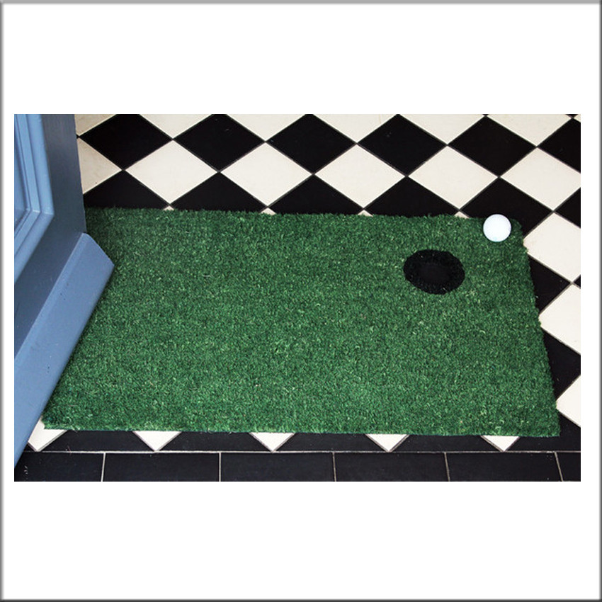 Golf Doormats From Our Funny Doormats Collection