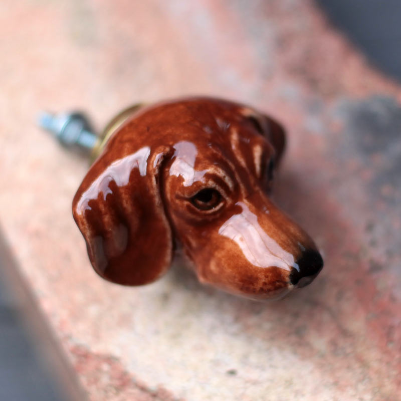 Animal door knobs by And Mary - to buy online UK