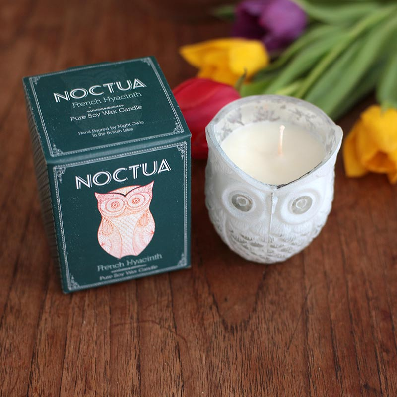 Best Scented Candles UK - Noctua French Hyacinth buy online UK