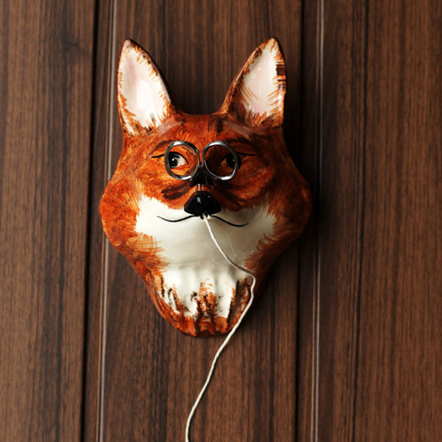 Beautiful Fox String Holder part of our Gardening Accessories to buy online UK