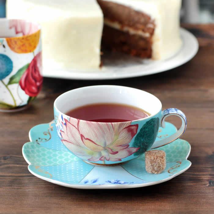 Pip Studio Royal Tea Cup Saucer 14 50 Online Uk