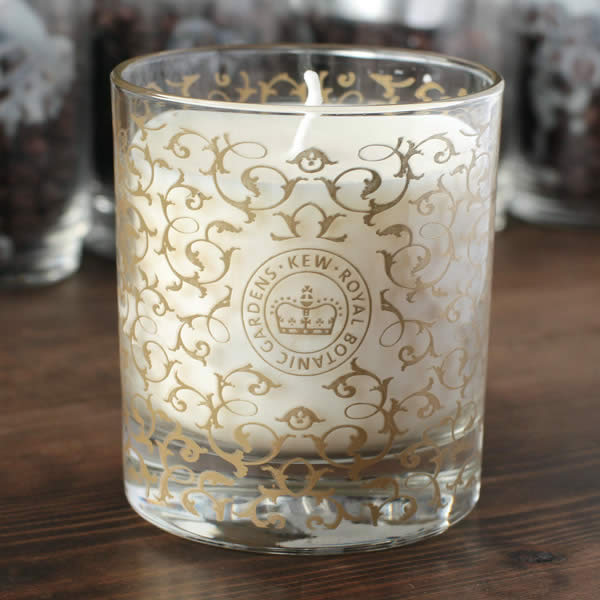 Best Scented Candles UK - Kew Botanicals Candles by Canova, buy online £20