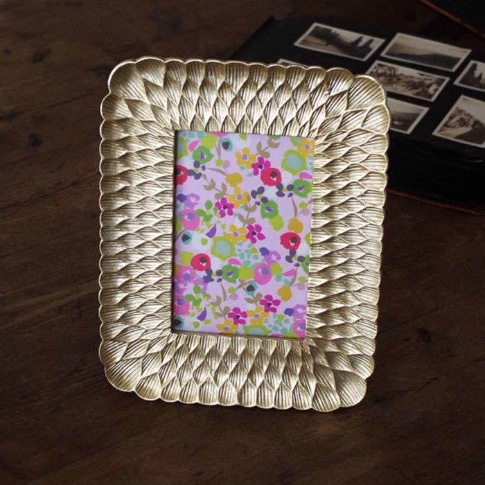 Ornate Gold Photo Frame by Gisela Graham, buy online UK
