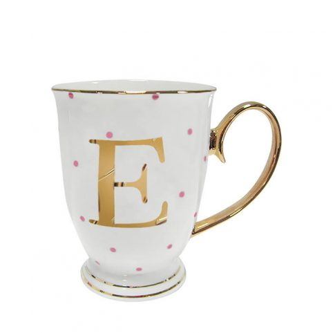 Initials Mugs by Bombay Duck - Letter E