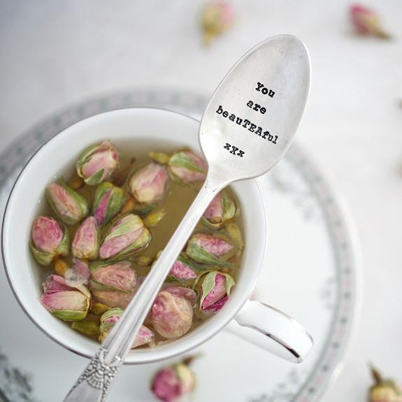 You are Beauteaful Spoon by La de da - Valentines Gifts 2016