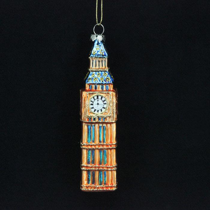 Big Ben Christmas Ornament by Gisela Graham - Buy Online UK