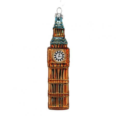 Big Ben Christmas Ornament Gisela Graham - Buy Online UK