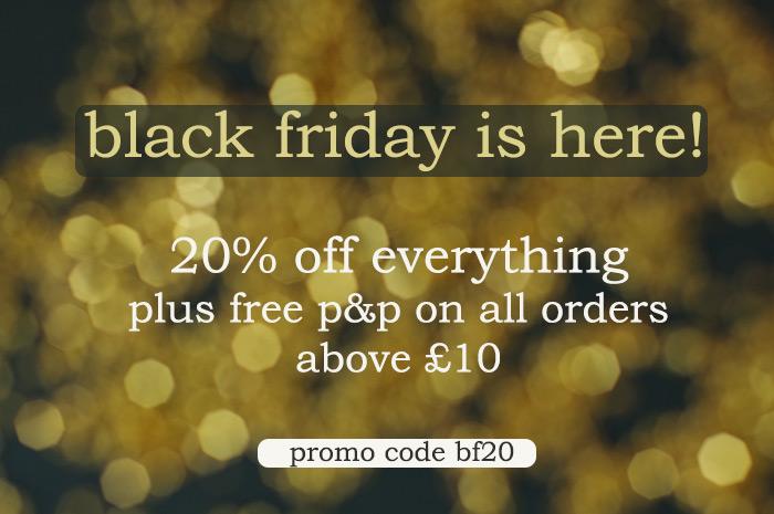Black Friday 2016 - Buy Online UK
