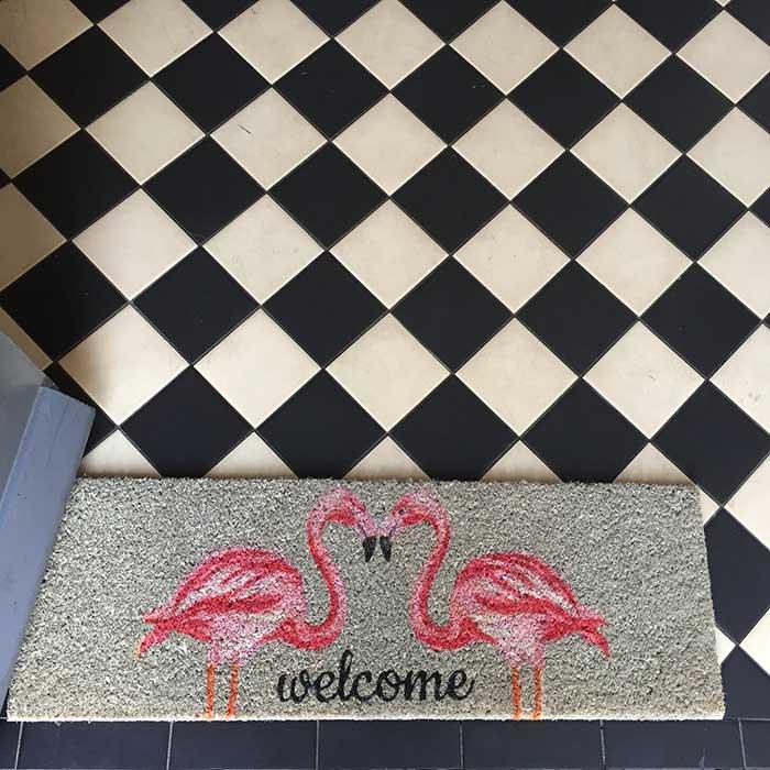 Flamingo Doormat £15 Buy Online Free P&P
