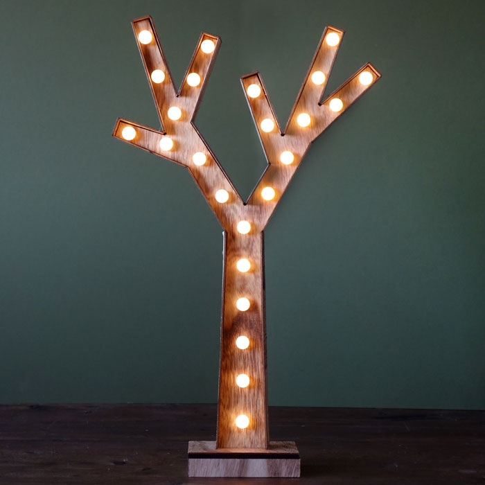 Light Up Tree Lamp by Parlane £25 Free p&p Buy Now