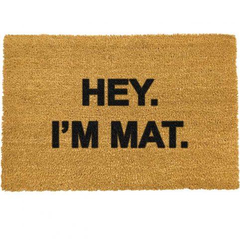 Hey I'm Mat Doormat £20 Free P&P