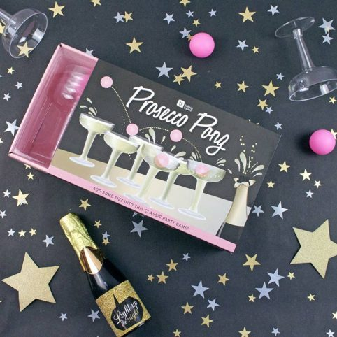 Prosecco Pong - £12.50 Free UK Delivery
