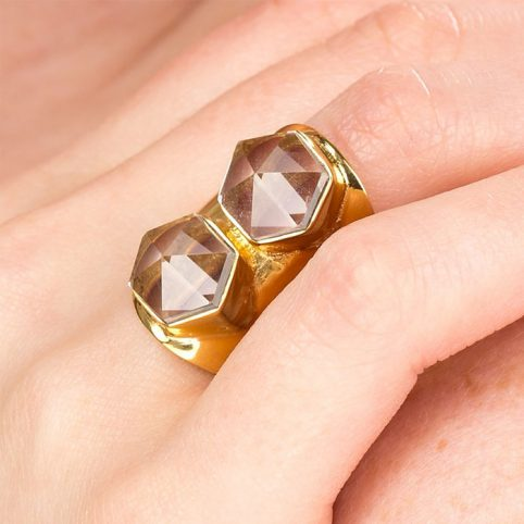 Crystal Ring from Scream Pretty