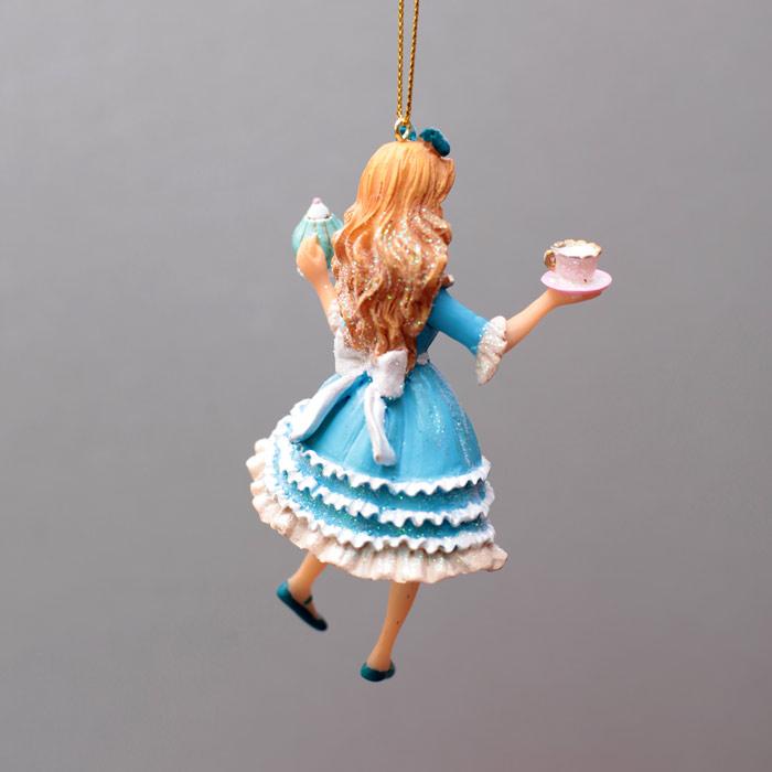 Alice In Wonderland Christmas Decoration Sourcelifestyle