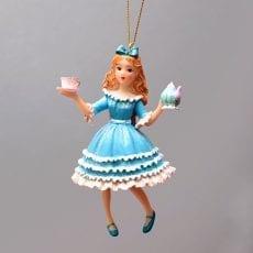 Alice in Wonderland Christmas Decor
