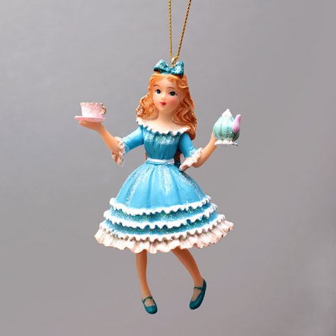 Alice in Wonderland Christmas Decor