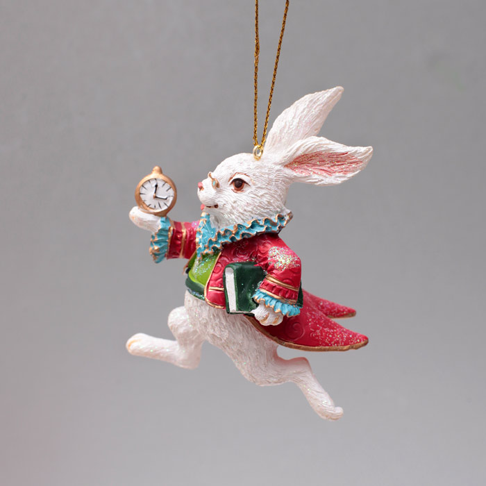 Alice In Wonderland Christmas Ornaments Buy Online Uk