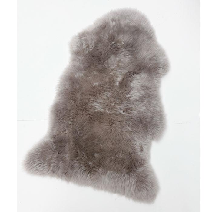 Taupe Sheepskin Rug - £45 Free P&P