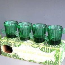 Cactus Shot Glasses - Buy Online UK Free UK Delivery