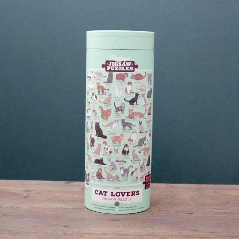 Cat Lover's Jigsaw Puzzle - £20 Free UK Delivery