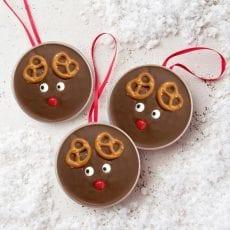 Rudolph Chocolate Baubles - Buy Online UK