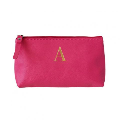 Initial Makeup Bag by Bombay Duck