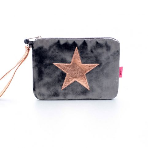 Velvet Star Purse from Lua - Buy Online UK