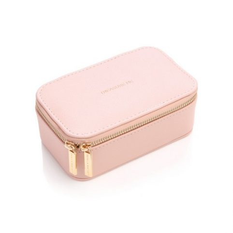 Pink Mini Jewellery Box From Estella Bartlett