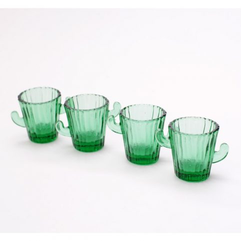 Temerity Jones Cactus Shot Glasses - Buy Online UK