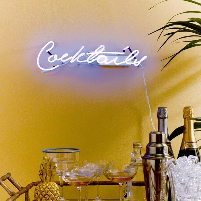 Neon-cocktails Sign
