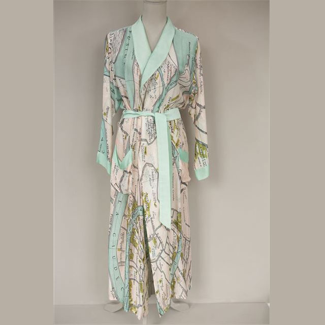 Venice Dressing Gown