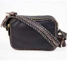 Black Cross Body Bag - Nooki £79.50 Free P&P