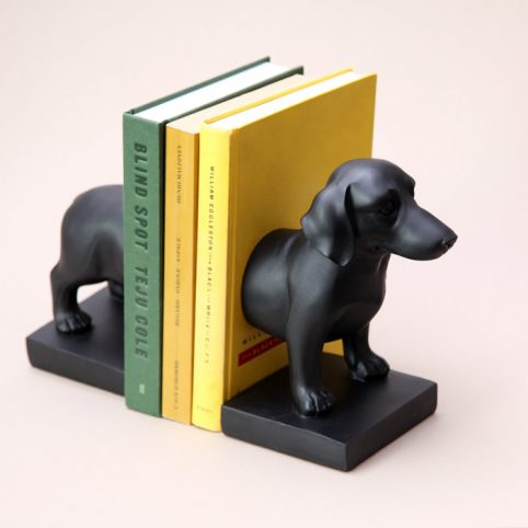 Sausage Dog Bookends - Free UK Delivery