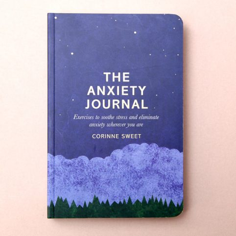 The Anxiety Journal - Buy Online UK