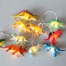 Dinosaur String Lights - Free UK Delivery