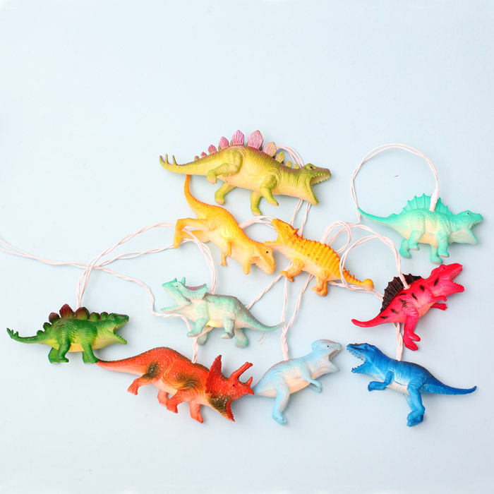Dinosaur String Lights - Free UK Delivry