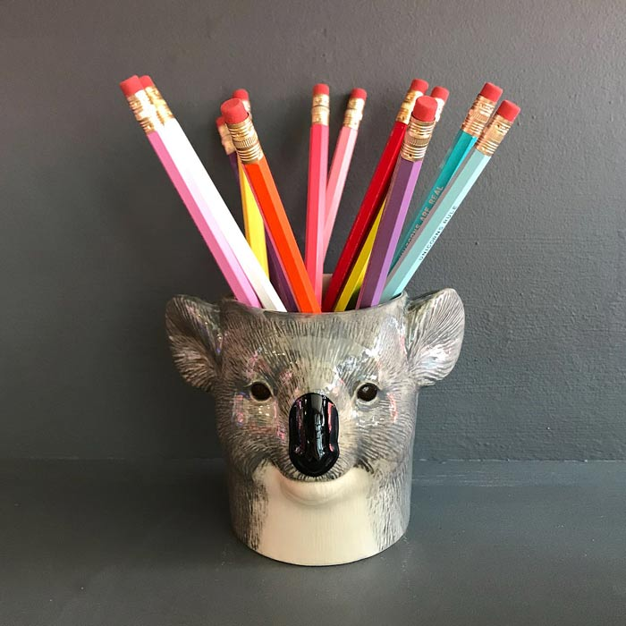 Koala Pen Pot - £17.50 Free UK Delivery