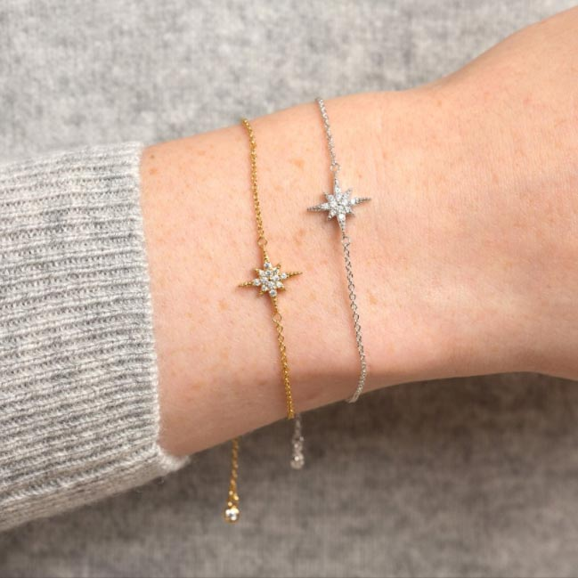 Star Burst Bracelet From Scream Pretty - Buy Online UK