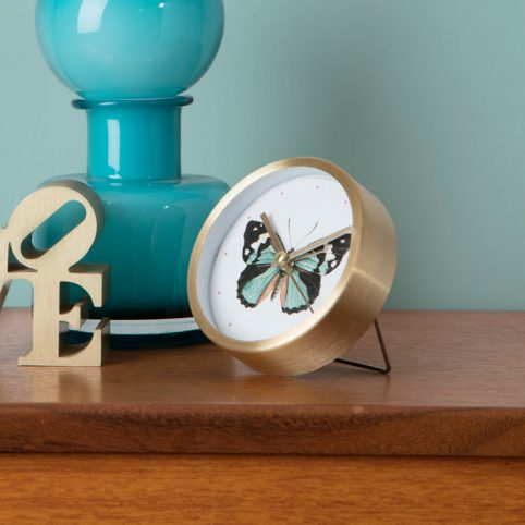 Butterfly Alarm Clock - Buy Online UK