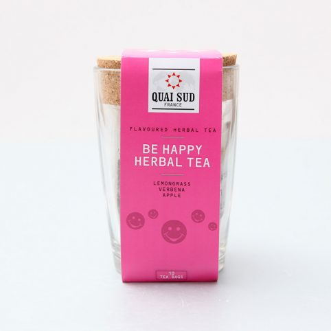 Be Happy Herbal Tea - Quai Sud. Buy Online UK